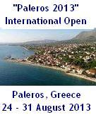 Paleros International Open Chess Tournament 2012